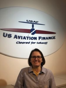 Liz Halgas, Loan Processor at US Aircraft Finance
