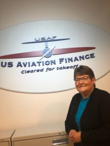 Melody Danaher, Bookkeeper at US Aircraft Finance