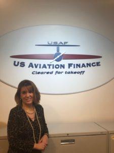 Misty Hubbert, Insurance Processor at US Aircraft Finance