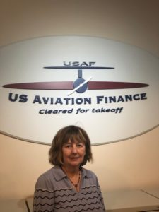 Pauline Fortune, Administrative Assistant at US Aircraft Finance