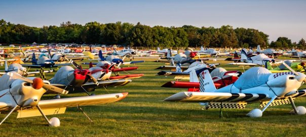 TOP 5 THINGS TO SEE AT OSHKOSH 2019